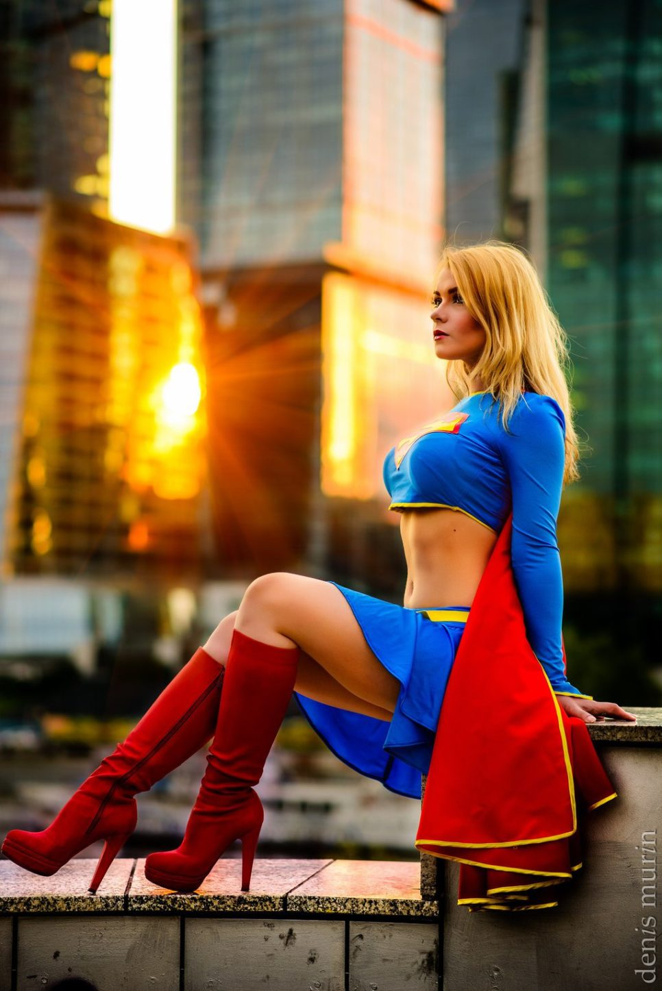 Supergirl z DC Comics