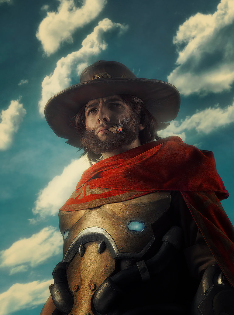 McCree z Overwatch