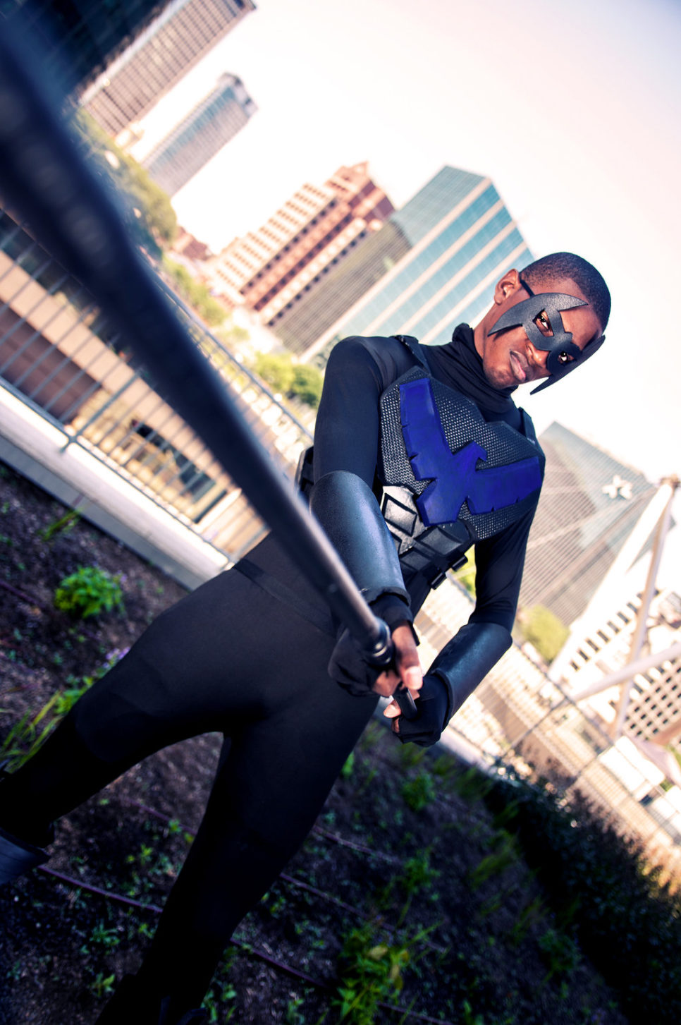 Nightwing z DC Comics - czas na cosplay!