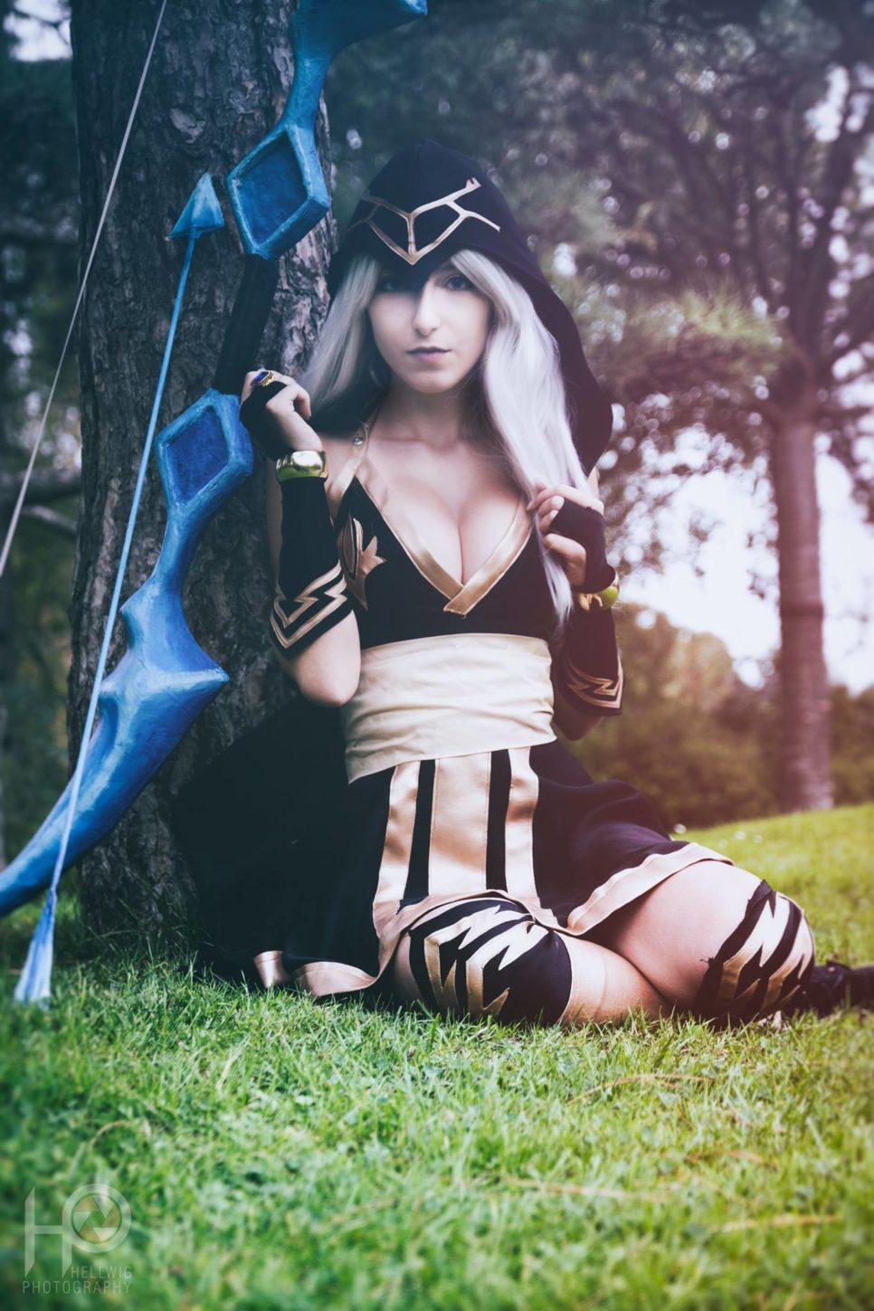 Ashe z League of Legends - czas na cosplay!