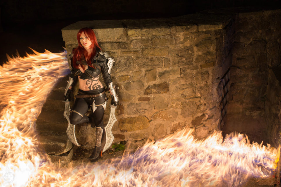 Katarina z League of Legends