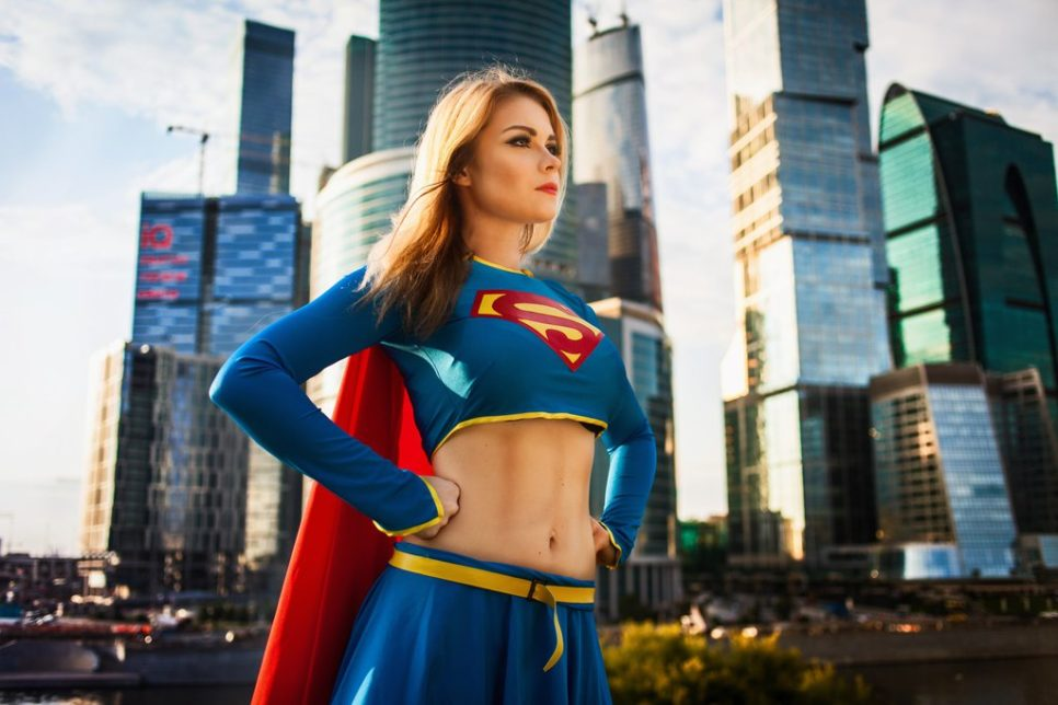 Supergirl z DC Comics - czas na cosplay!