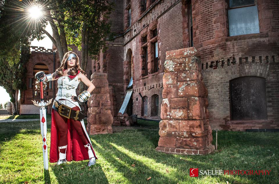 General Beatrix z Final Fantasy IX - czas na cosplay!