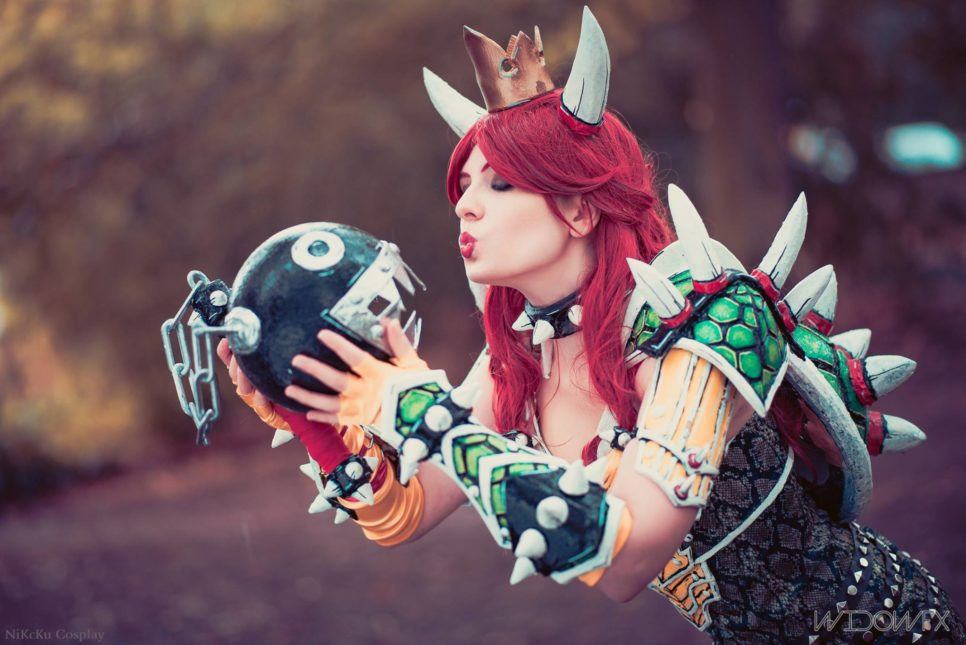 Bowser z Super Mario Bros. - czas na cosplay!