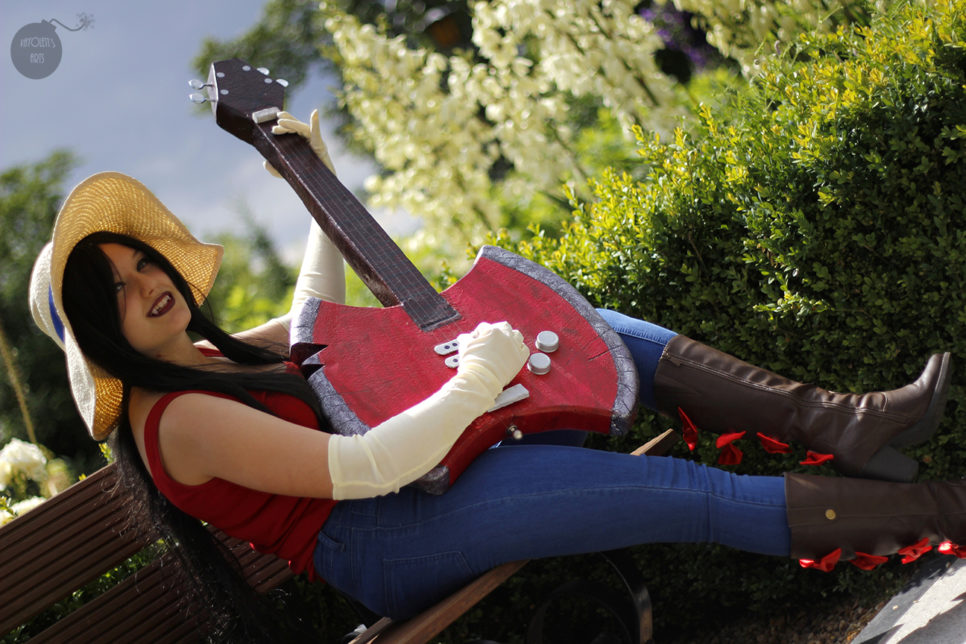 Marceline Abadeer z Adventure Time