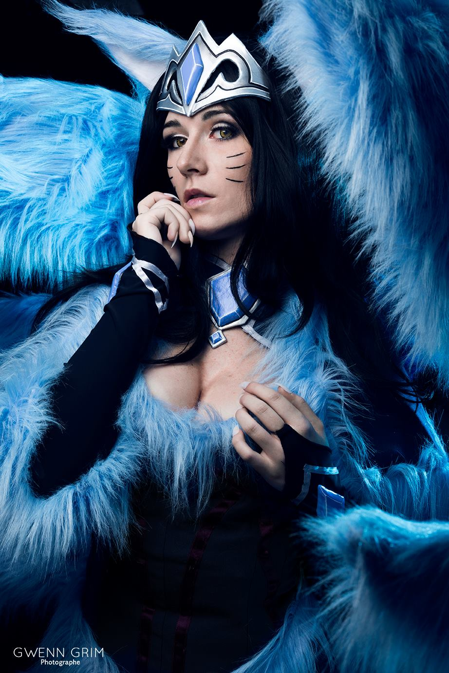Midnight Ahri z League of Legends - czas na cosplay!