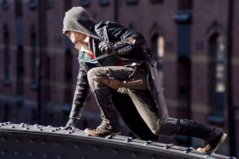 Jacob Frye z Assassin's Creed: Syndicate - czas na cosplay!