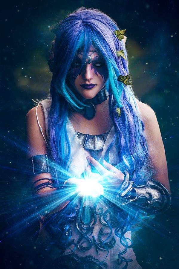 Tyrande Whisperwind z World of Warcraft - czas na cosplay!