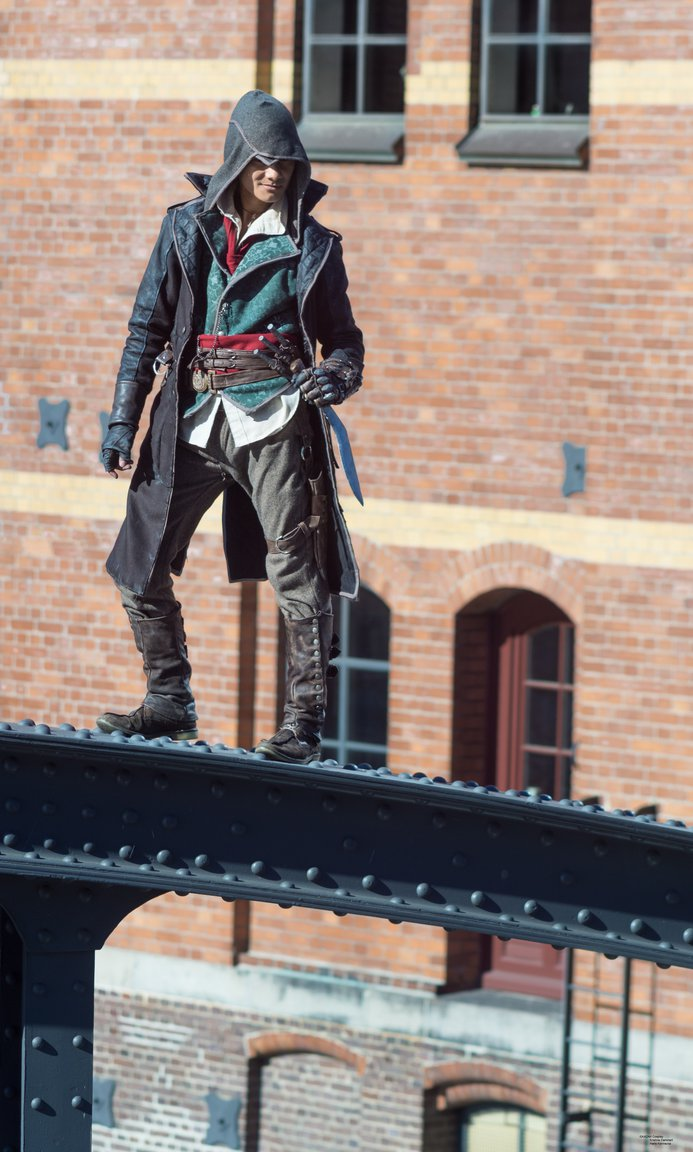 Jacob Frye z Assassin's Creed: Syndicate