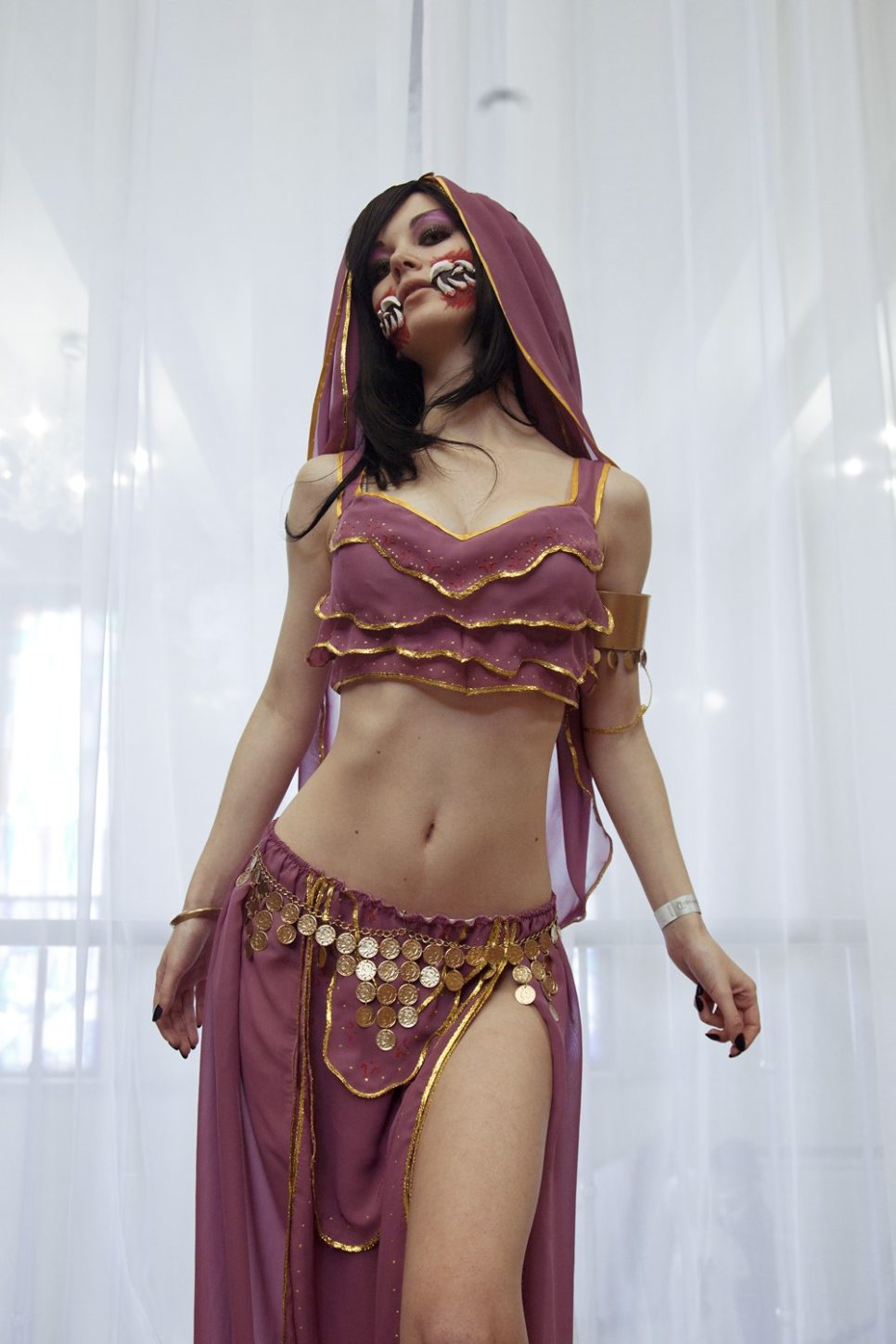 Mileena Belly Dancer z Mortal Kombat - czas na cosplay!