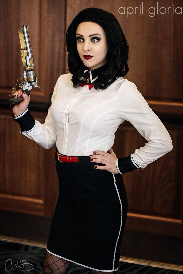 Elizabeth z BioShock Infinite: Burial at Sea - czas na cosplay!