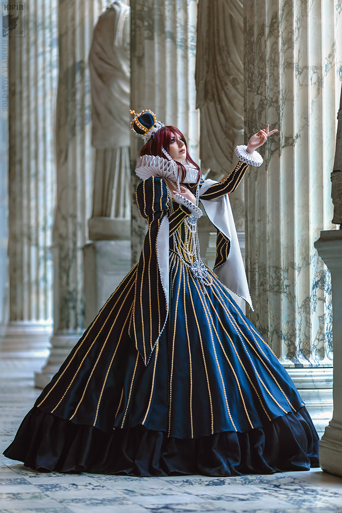 Esther Blanchett z Trinity Blood - czas na cosplay!