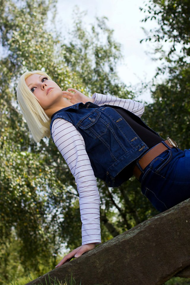 Android 18 z Dragon Ball - czas na cosplay!