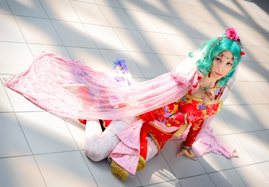 Terra Branford z Final Fantasy VI - czas na cosplay!