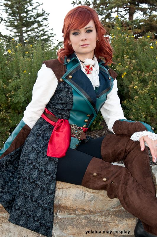 Elise de Lassere z Assassin's Creed Unity - czas na cosplay!
