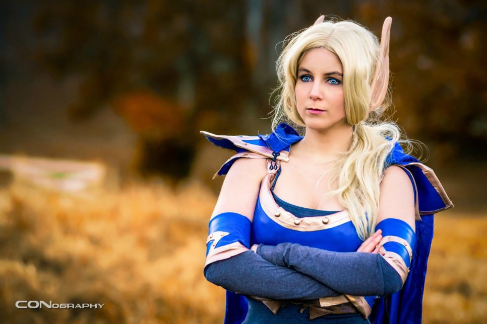 Ranger-General of Silvermoon, Sylvanas Windrunner z World of Warcraft - czas na cosplay!