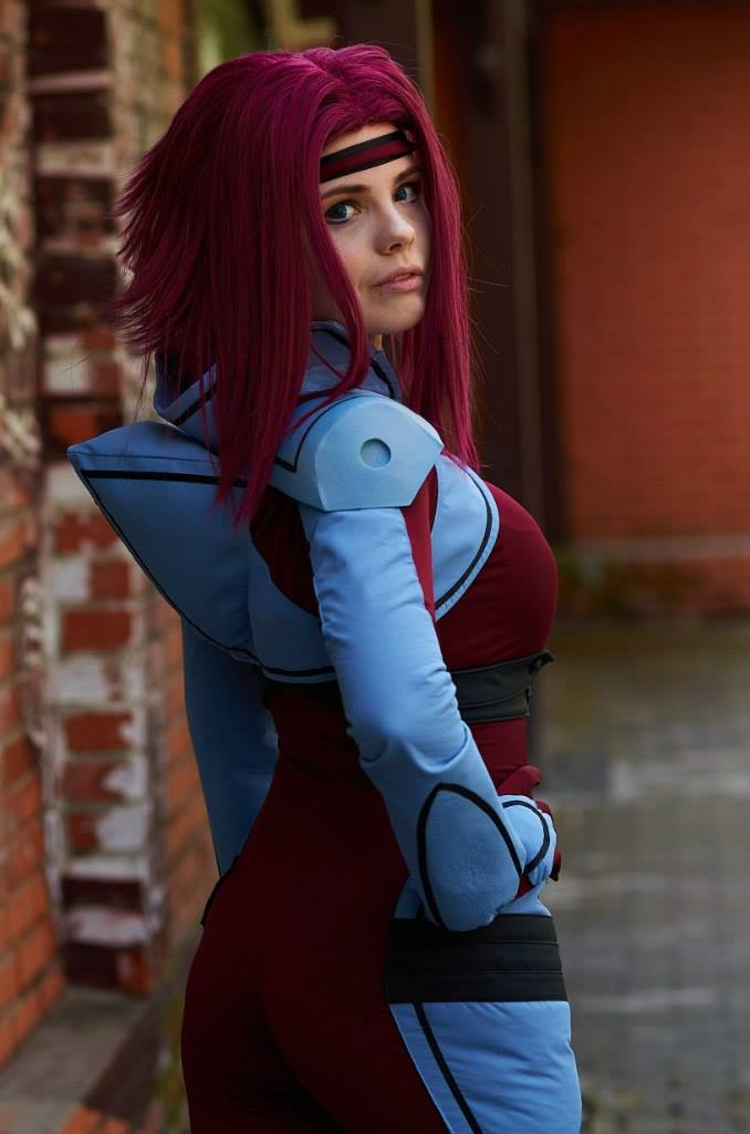 Kallen Kōzuki z Code Geass: Lelouch of the Rebellion - czas na cosplay!