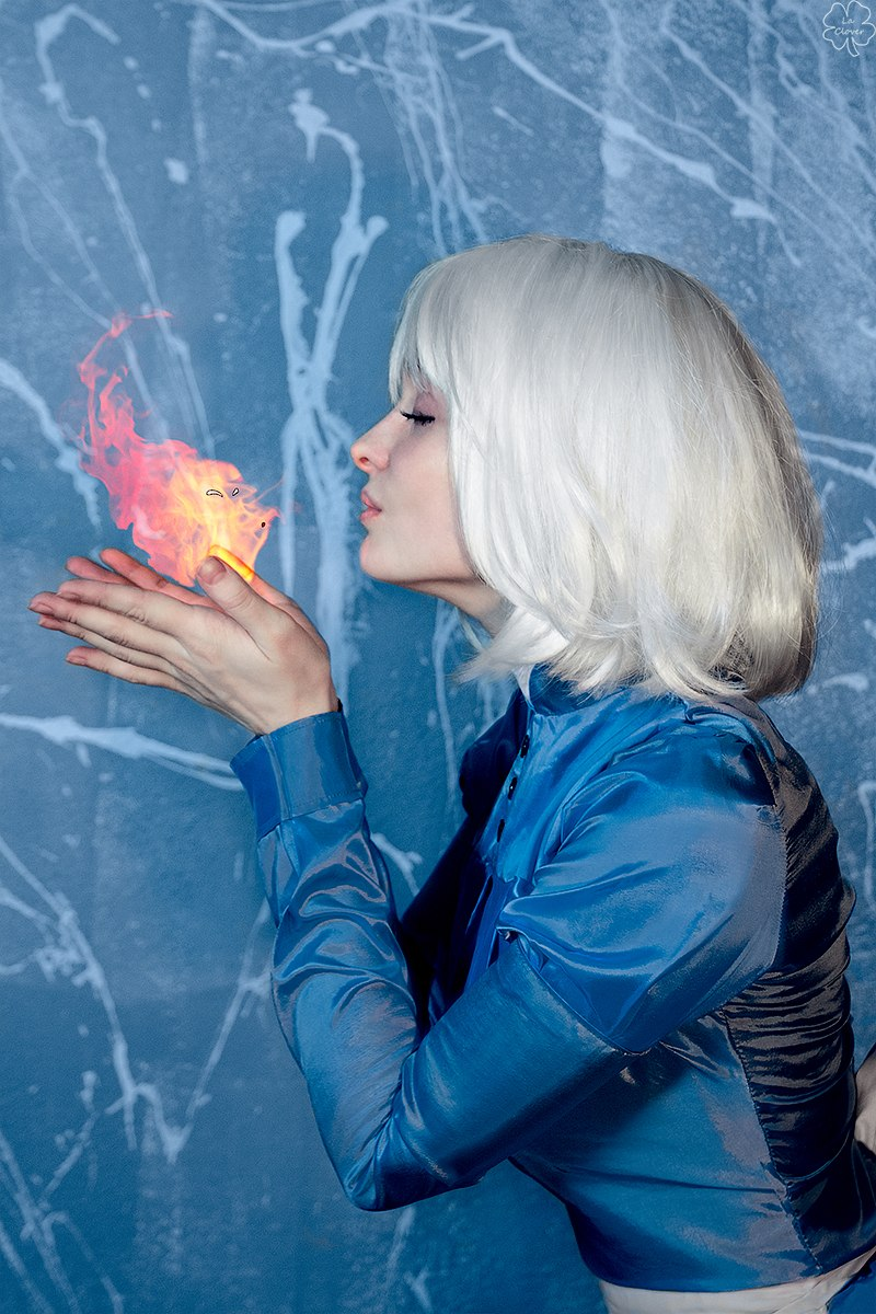 Sophie Hatter z Howl's Moving Castle - czas na cosplay!