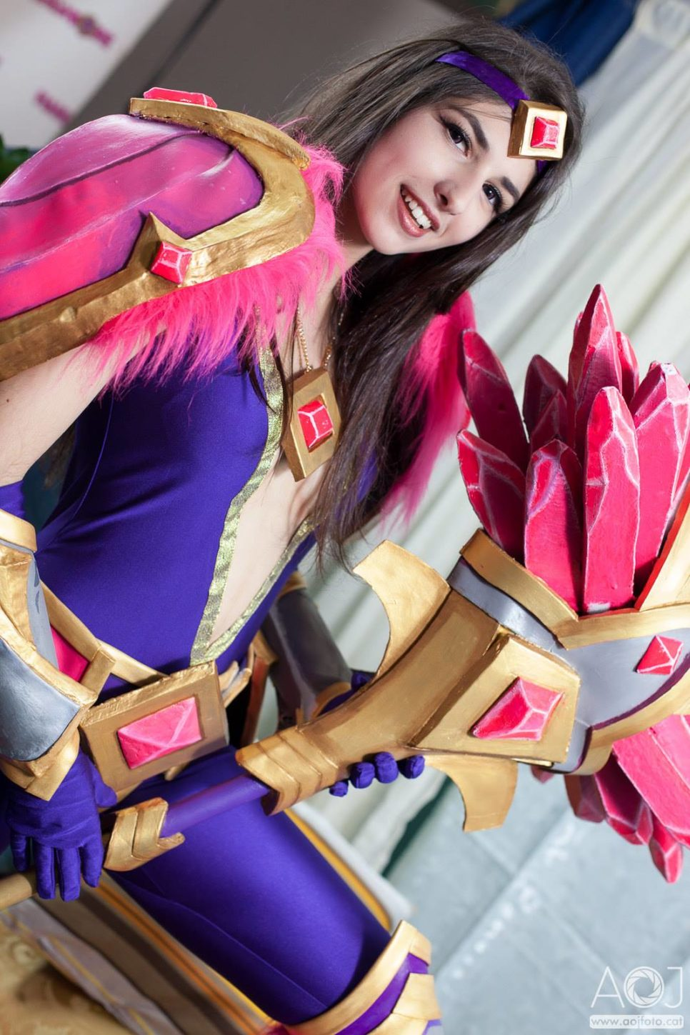 Armor of the Fifth Age Taric z League of Legends - czas na cosplay!