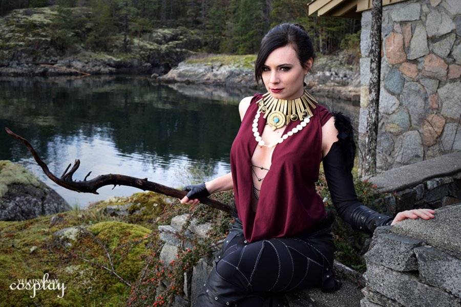 Morrigan z Dragon Age: Inquisition - czas na cosplay!