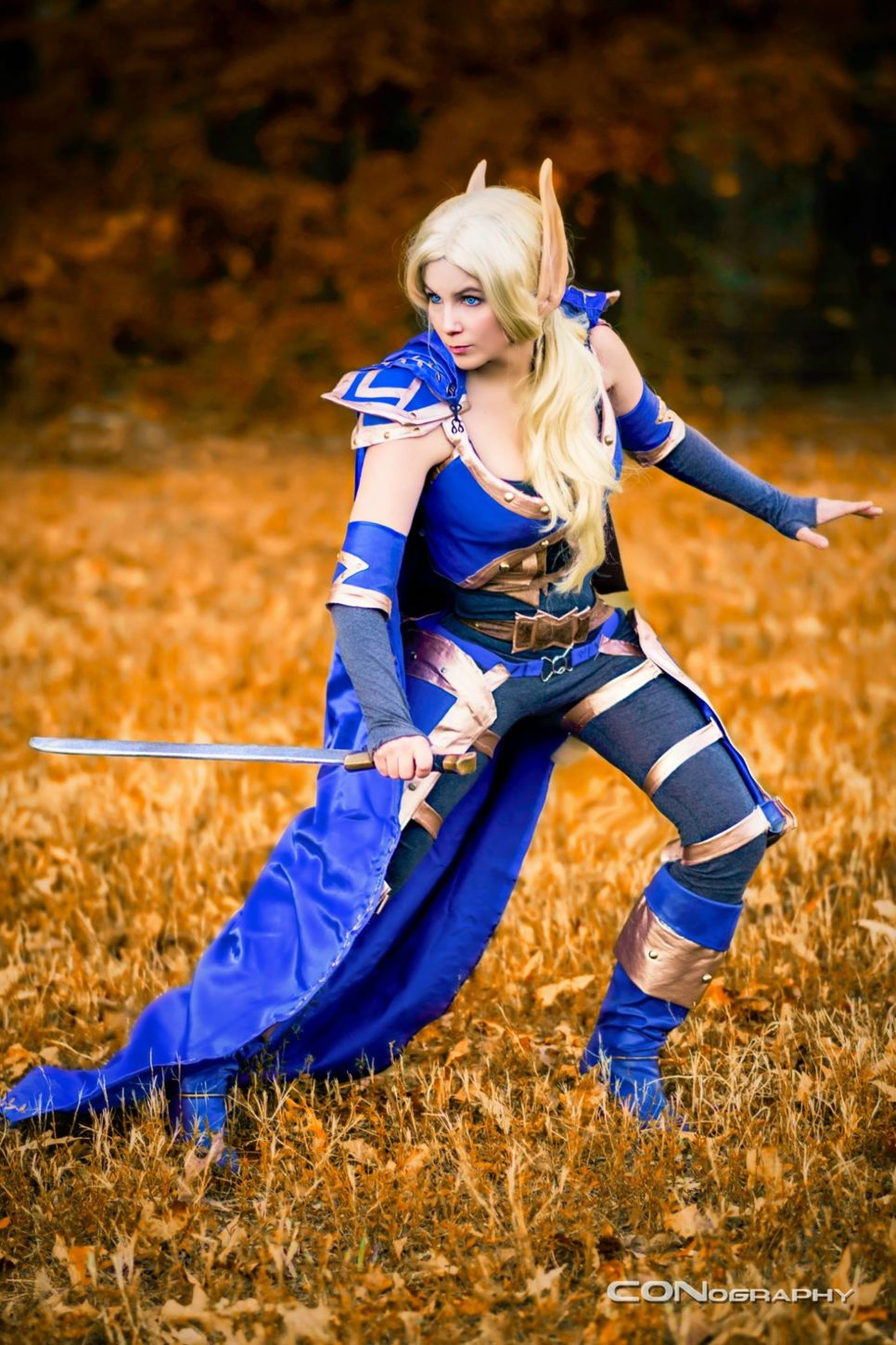 Ranger-General of Silvermoon, Sylvanas Windrunner z World of Warcraft
