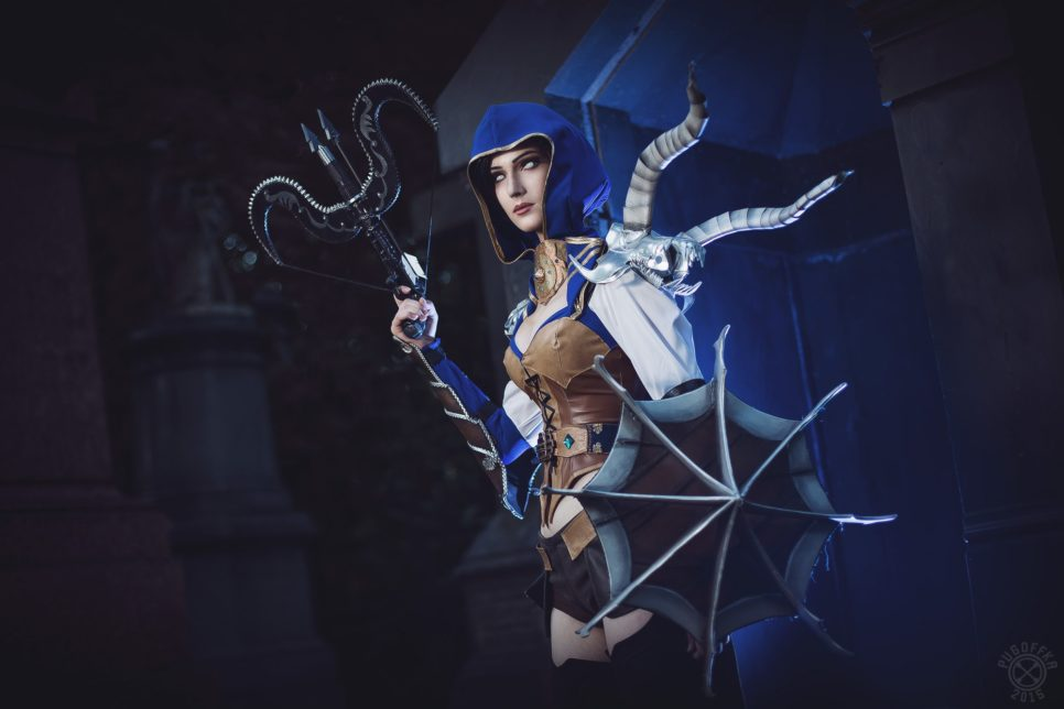 Demon Hunter z Diablo III - czas na cosplay!