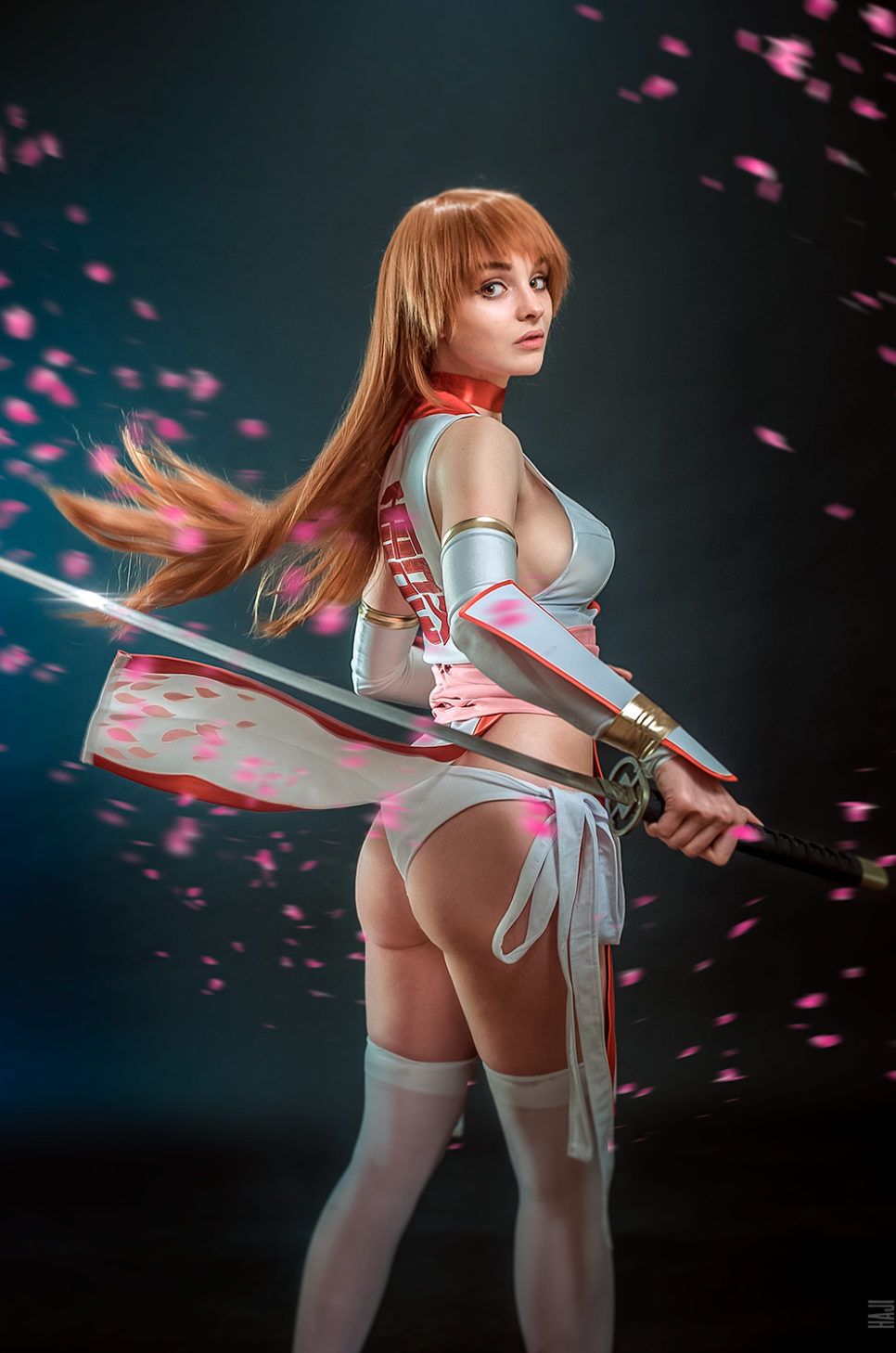 Kasumi z Dead or Alive - czas na cosplay!