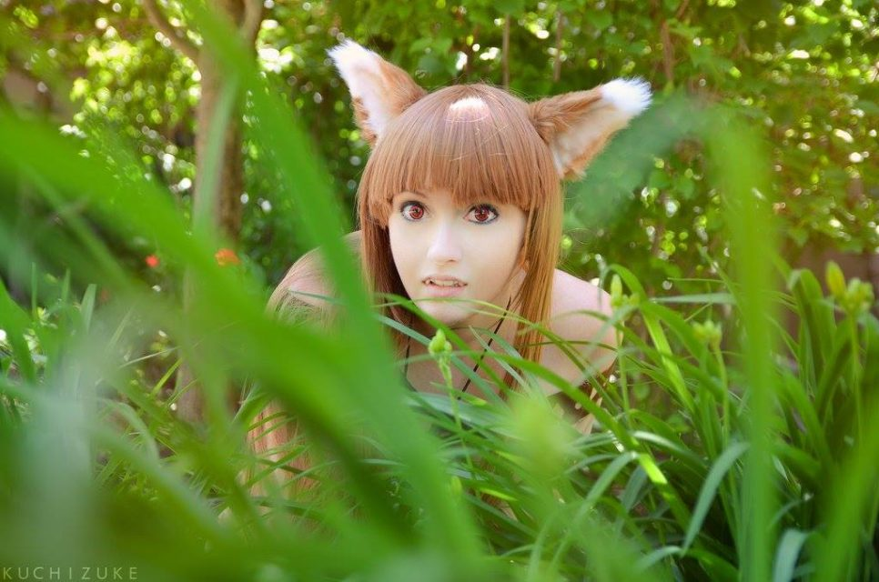 Holo z Spice and Wolf - czas na cosplay!
