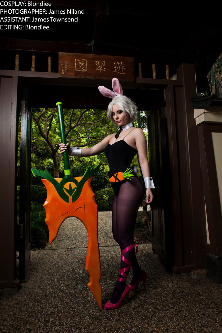 Battle Bunny Riven z League of Legends - czas na cosplay!