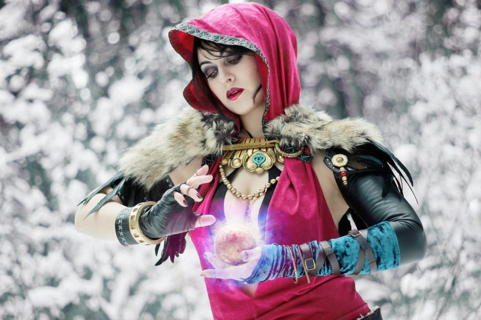 Morrigan z Dragon Age - czas na cosplay!
