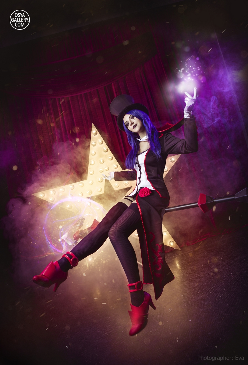 Prestigious LeBlanc z League of Legends - czas na cosplay!