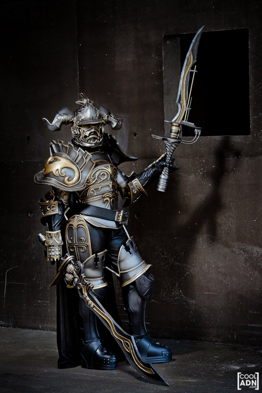 Gabranth z Final Fantasy - czas na cosplay!