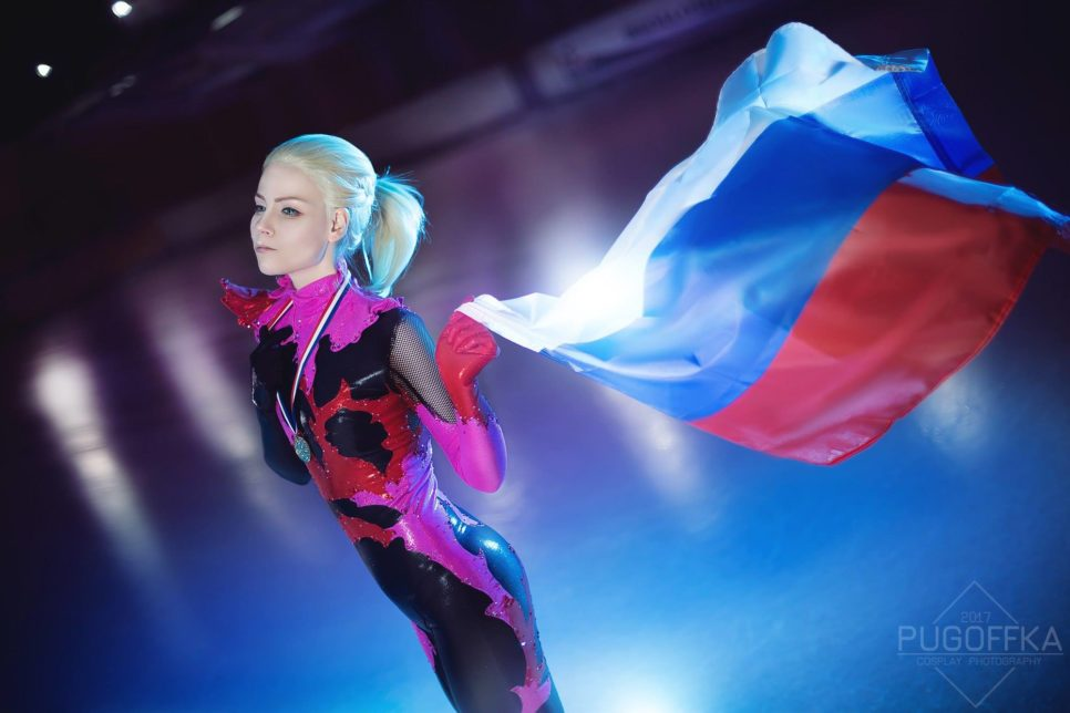 Yuri Plisetsky z Yuri!!! on Ice - czas na cosplay!
