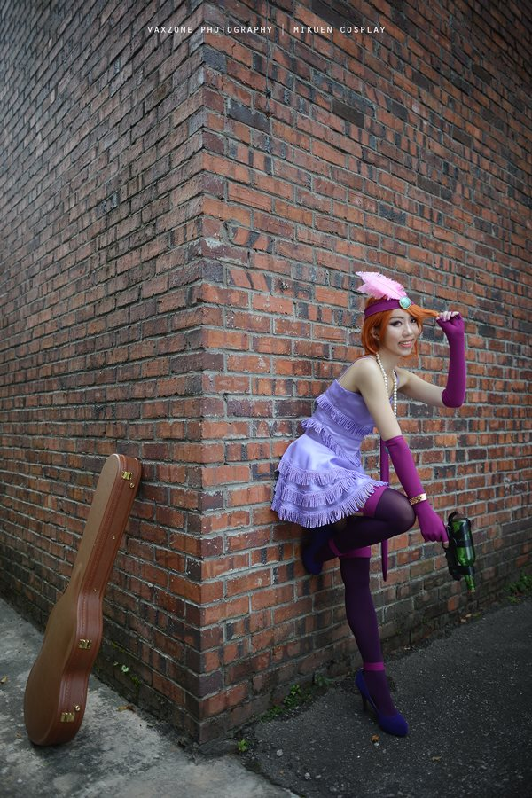 Mafia Jinx z League of Legends - czas na cosplay!