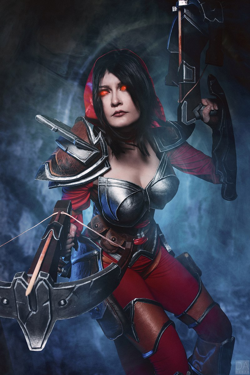 Valla z Heroes of the Storm - czas na cosplay!