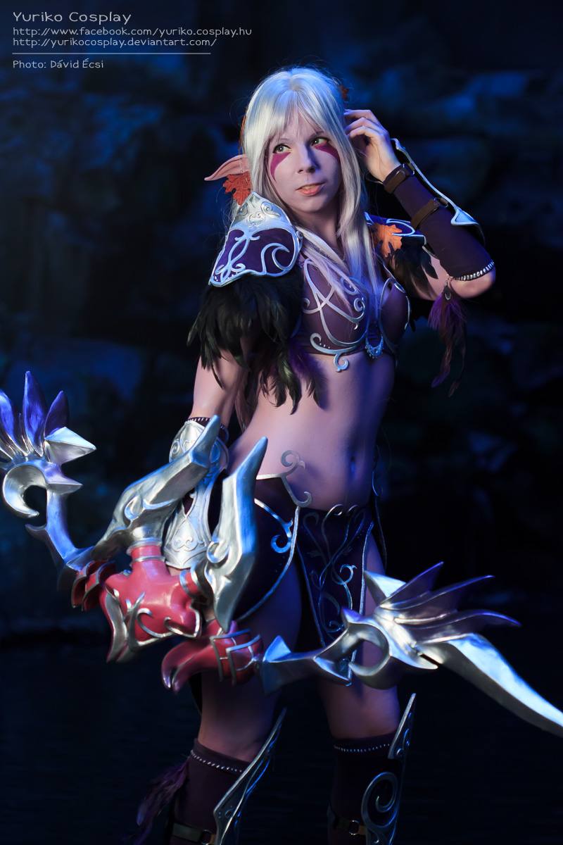 Night Elf z World of Warcraft - czas na cosplay!