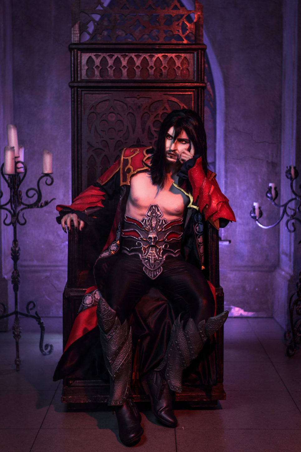 Gabriel Belmont z Castlevania: Lords of Shadow 2