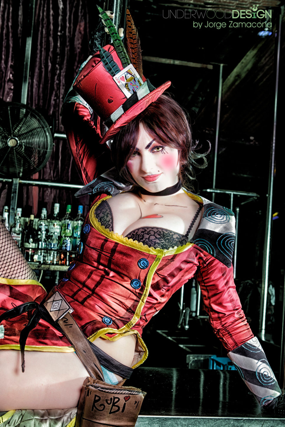 Mad Moxxi z Borderlands - czas na cosplay!