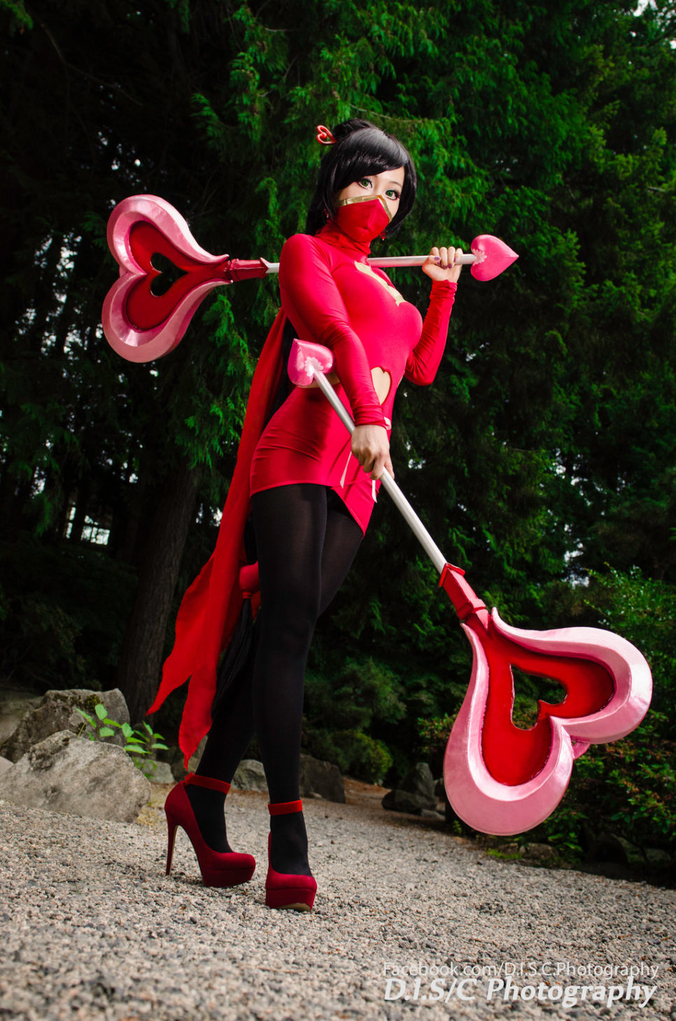 Heartseeker Akali z League of Legends