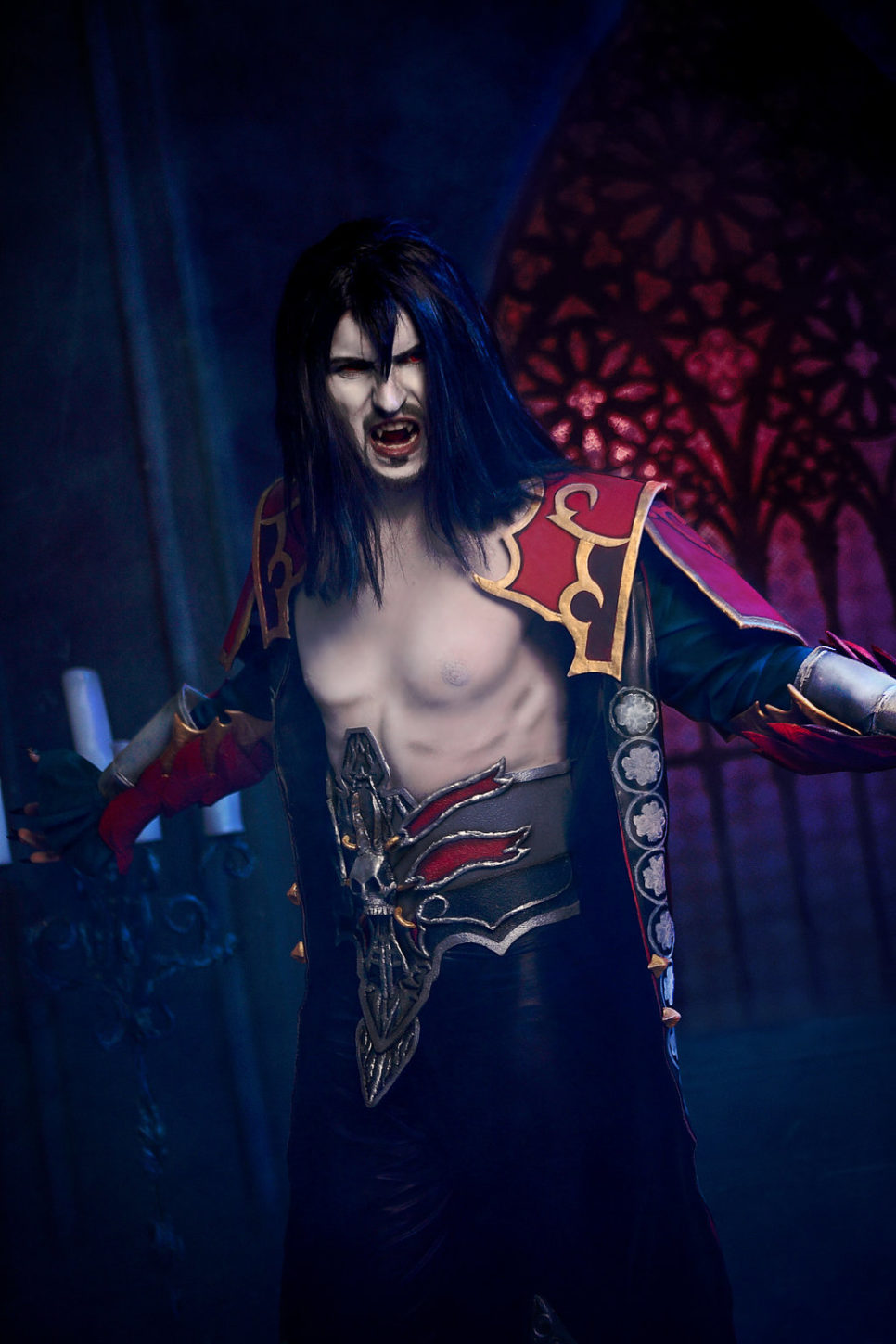 Gabriel Belmont z Castlevania: Lords of Shadow 2 - czas na cosplay!
