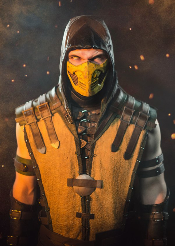Scorpion | Mortal Kombat X