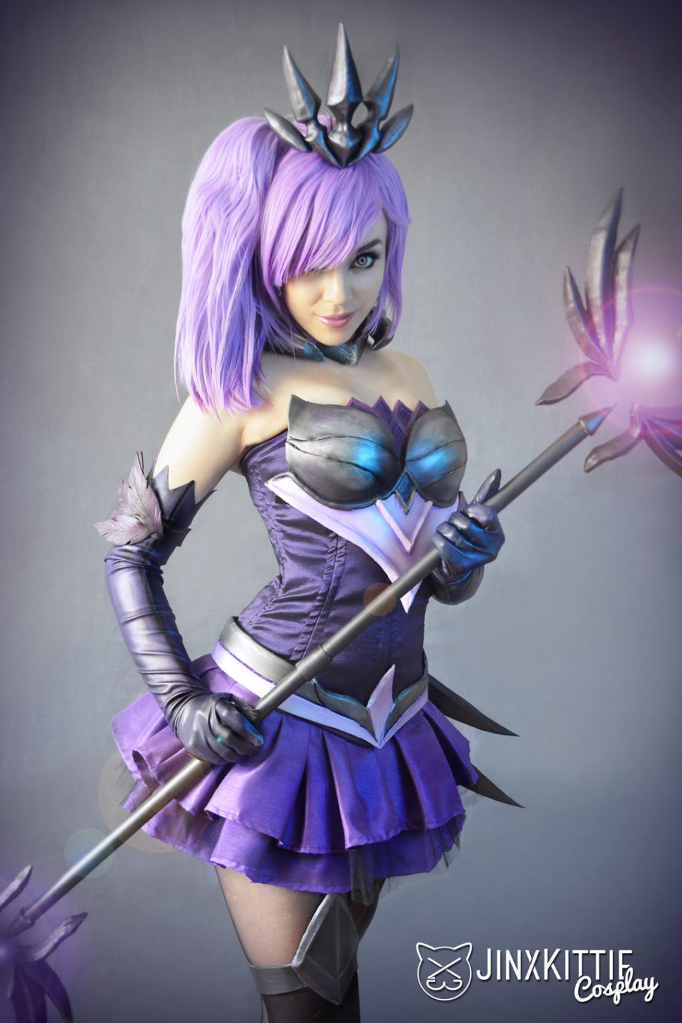 Elementalist Lux z League of Legends - czas na cosplay!