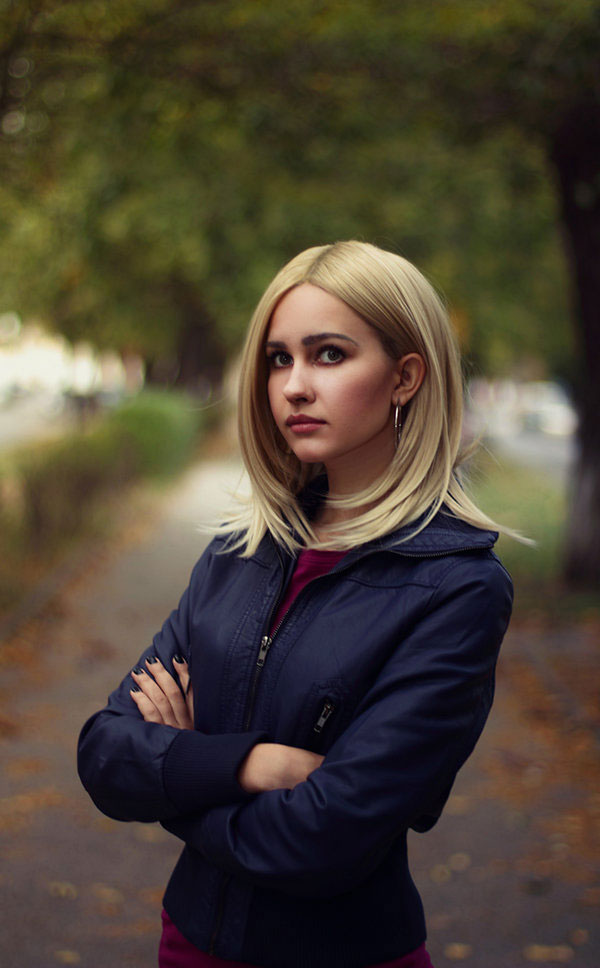 Rose Tyler z Doctor Who