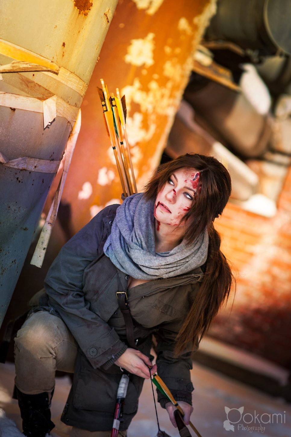 Lara Croft z Rise of the Tomb Raider - czas na cosplay!