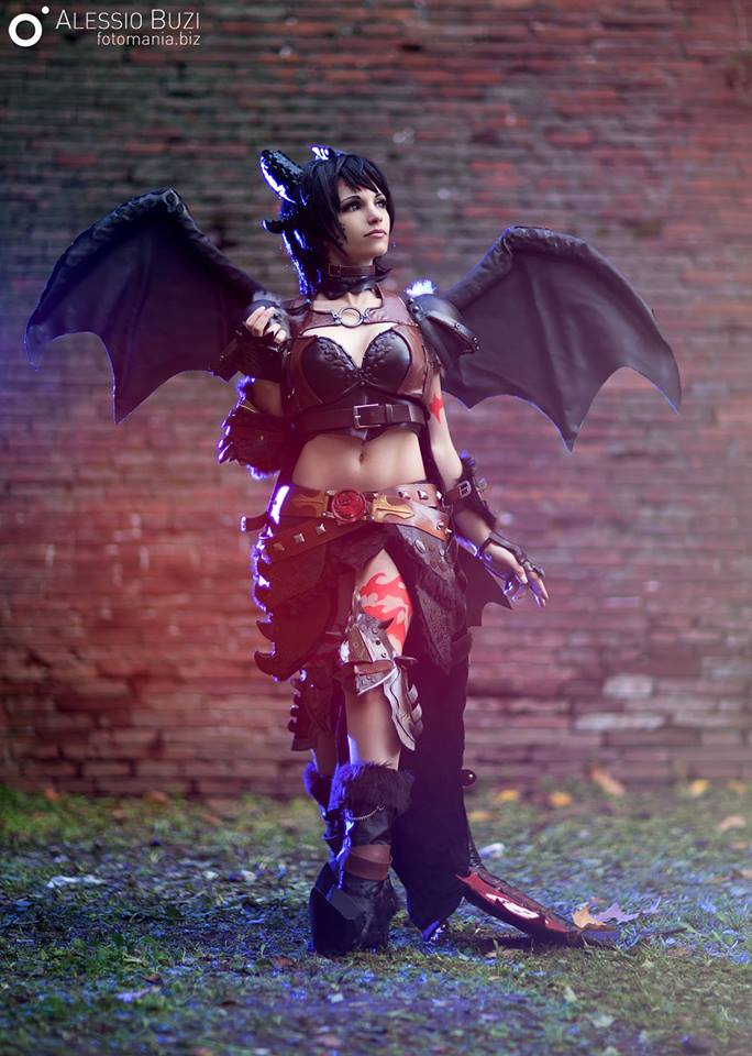 Toothless z How to Train Your Dragon - czas na cosplay!