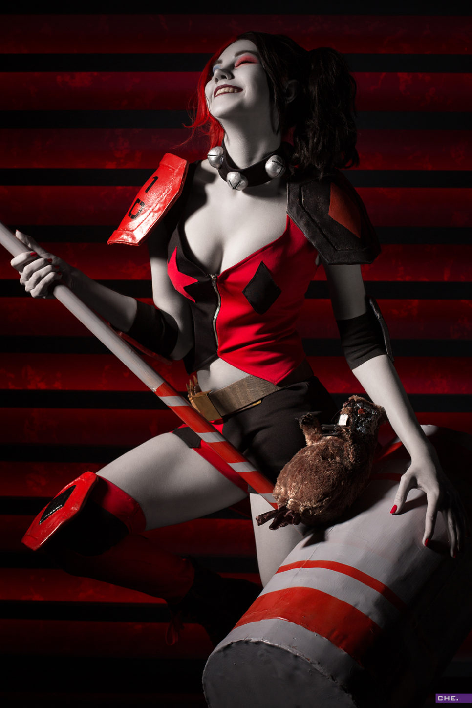 Harley Quinn z The New 52 - czas na cosplay!