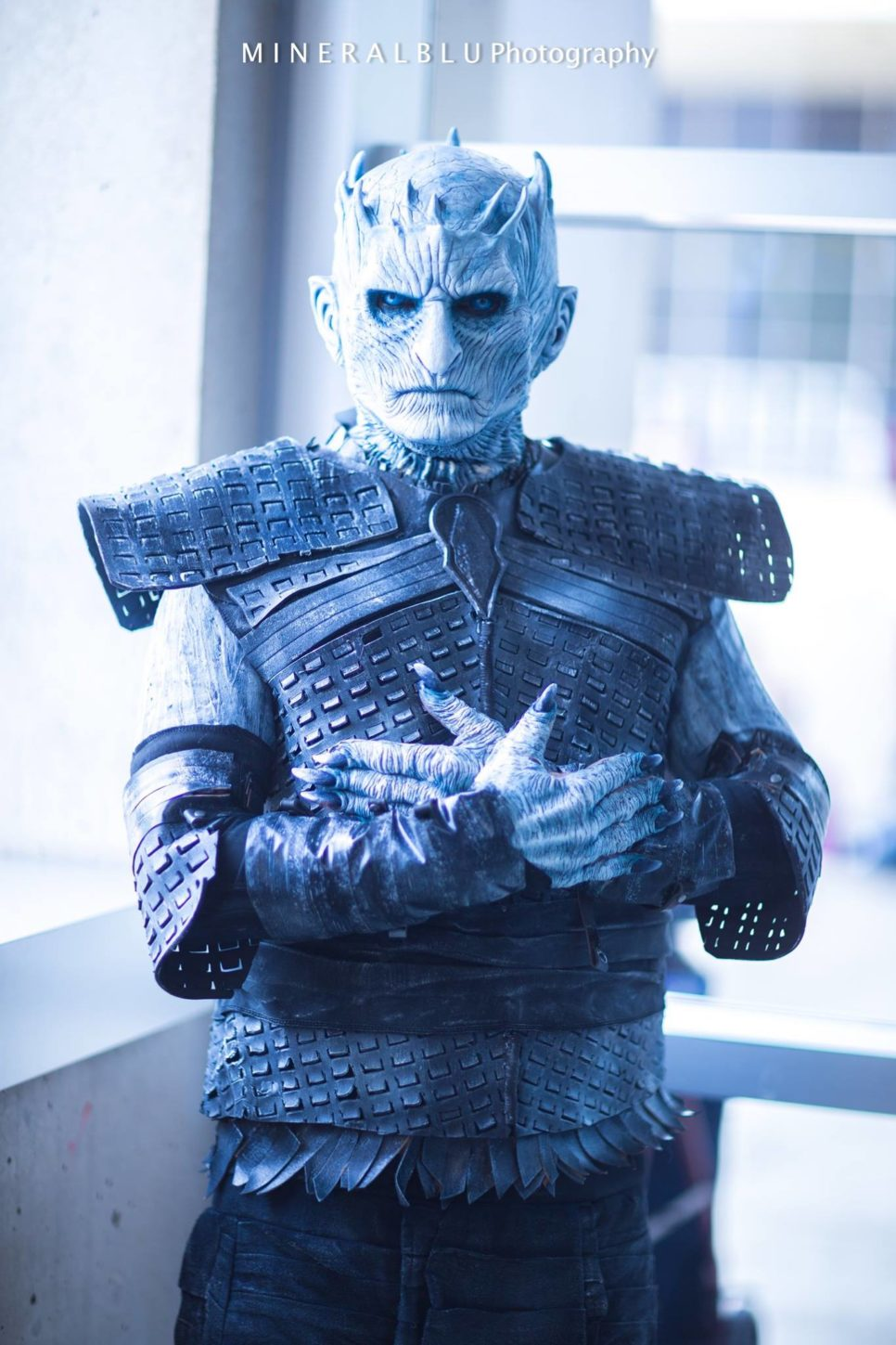 Night King z Gry o Tron - czas na cosplay!