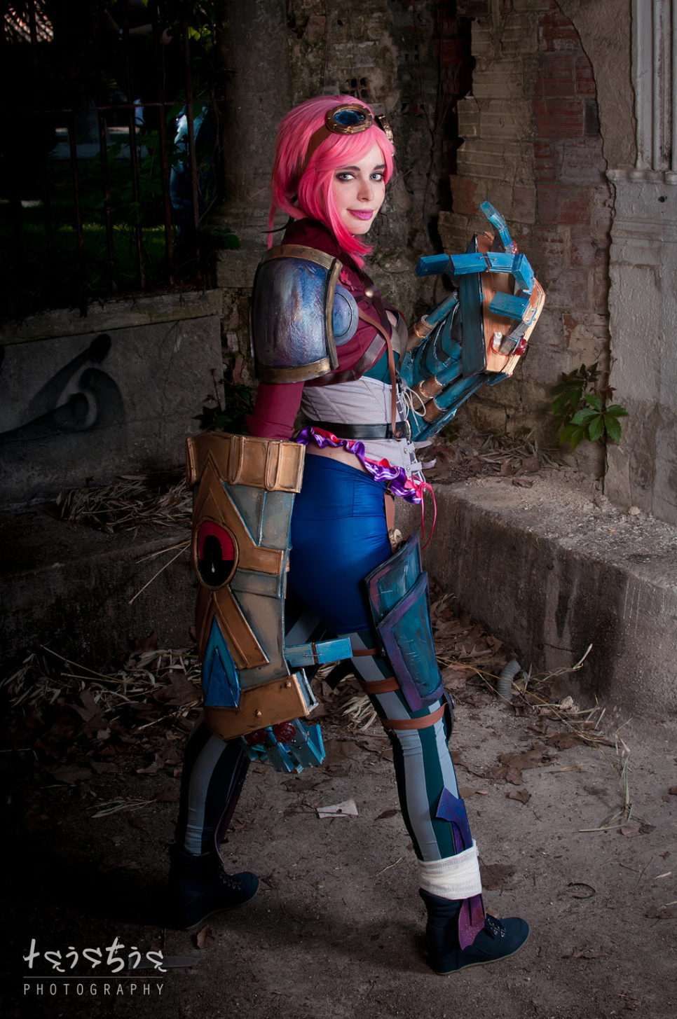 Vi z League of Legends - czas na cosplay!