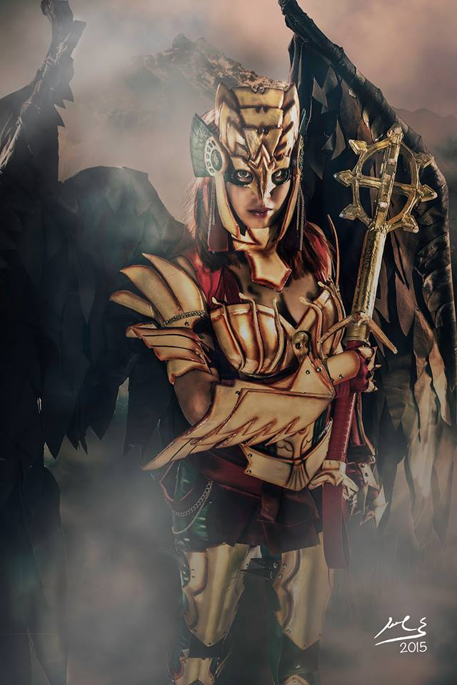 Hawkgirl/Regime z Injustice: Gods Among Us - czas na cosplay!