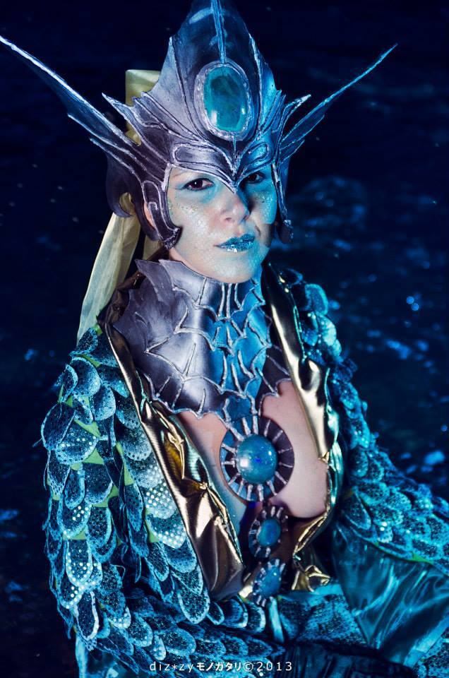 Nami z League Of Legends - czas na cosplay!